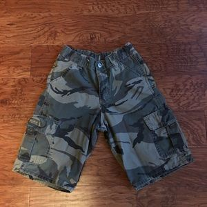 Other - Boys Camo Shorts Size 10
